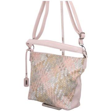 Rieker Taschen Damen rosa