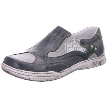 Kacper Komfort Slipper grau