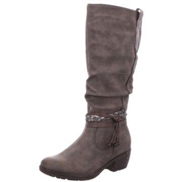 Scandi Klassischer Stiefel grau