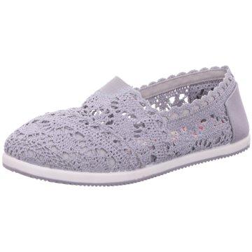 Shoeplanet Klassischer Slipper grau