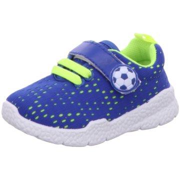Slobby Sneaker Low blau