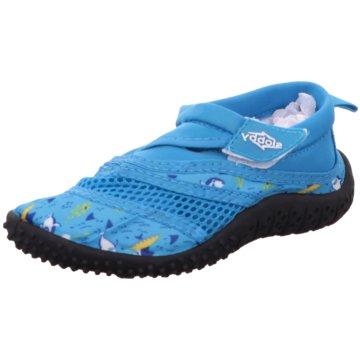 Slobby Wassersportschuh blau