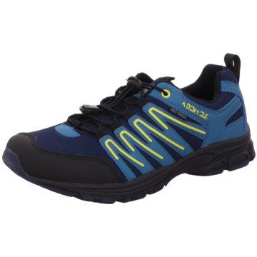 BM Footwear Outdoor Schuh blau