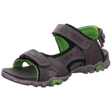 BM Footwear Sandale grau