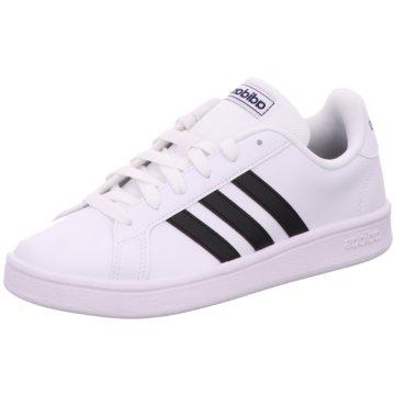 adidas Sneaker LowGRAND COURT BASE - EE7904 weiß