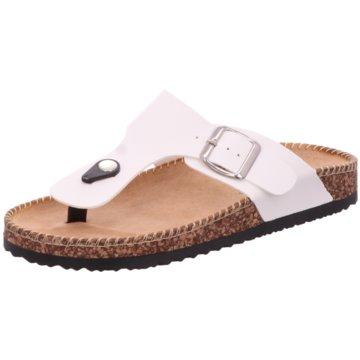 Topway Offene Schuhe weiß