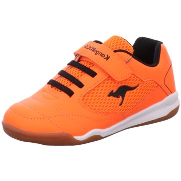 KangaROOS Hallenschuhe orange