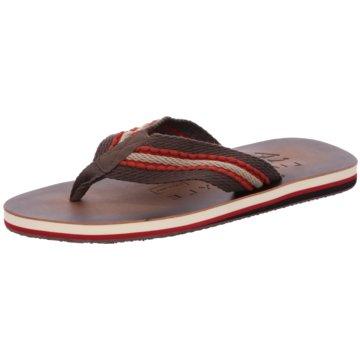Hengst Footwear Zehentrenner braun