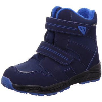 Shoe Consulting Klettstiefel blau
