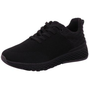 Marco Tozzi Sneaker Low schwarz
