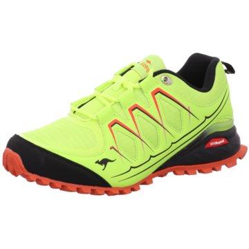 KangaROOS Outdoor Schuh gelb