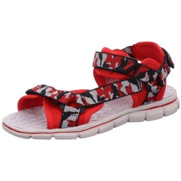Slobby Offene Schuhe rot