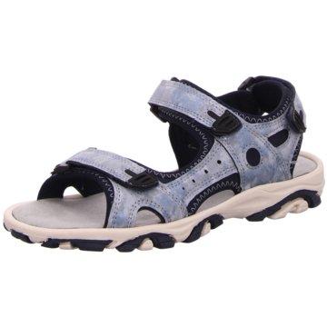 Jane Klain Outdoor Schuh blau