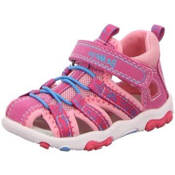 Be Mega Kleinkinder Mädchen pink
