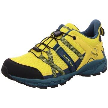 Kastinger Outdoor Schuh gelb