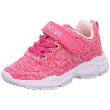 Galop Kleinkinder Mädchen pink