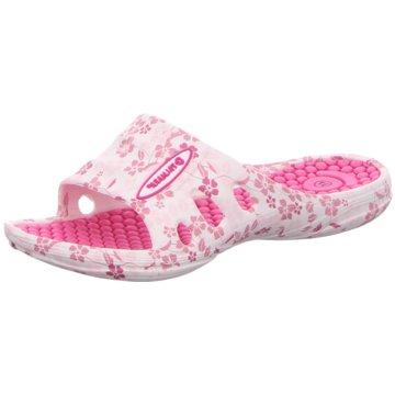 Palmara Badelatsche pink