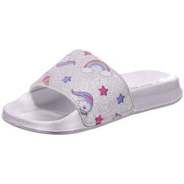 Palmara Offene Schuhe silber
