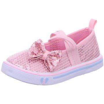Slobby Kleinkinder Mädchen rosa