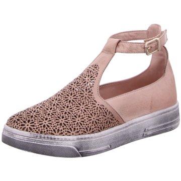 Manitu Sneaker High rosa