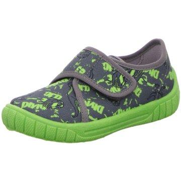 Legero HausschuhBill grün