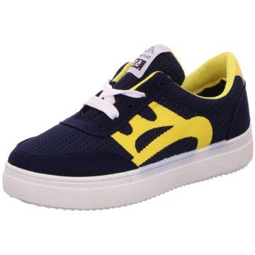 Scandi Sneaker Low blau