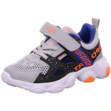 Slobby Sneaker Low grau