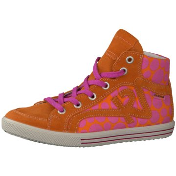 Ricosta Sneaker High orange