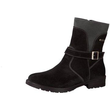 Ricosta Halbhoher Stiefel schwarz