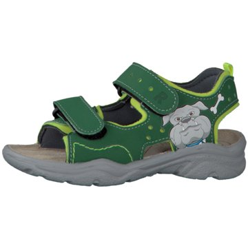 Ricosta Offene SchuheSurf grün