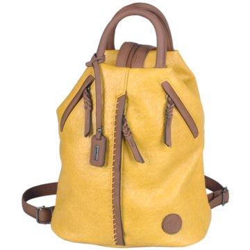 Rieker Taschen Damen gelb