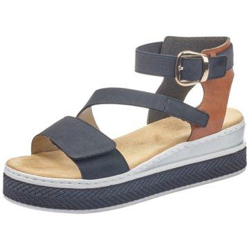 Rieker Damen Sandalen 2020 jetzt günstig kaufen |