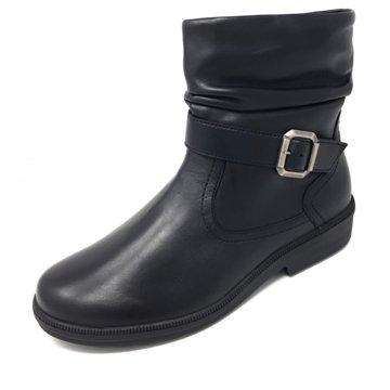 Ganter Klassische Stiefelette schwarz