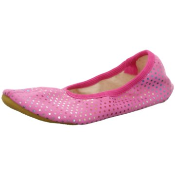 Beck GymnastikschuhGymnastik pink