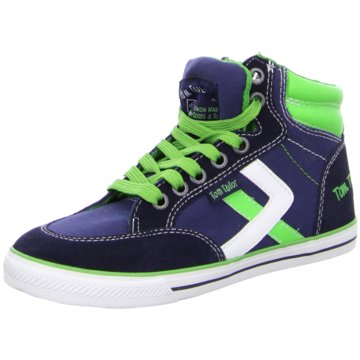 Supremo Sneaker High blau