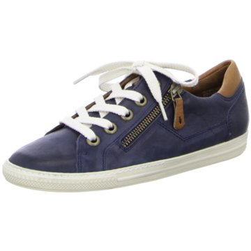 Paul Green Sneaker LowSPORT MODE blau