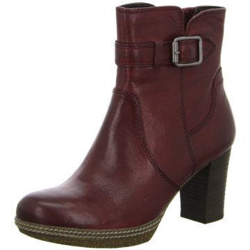 Gabor comfort Plateau Stiefelette rot