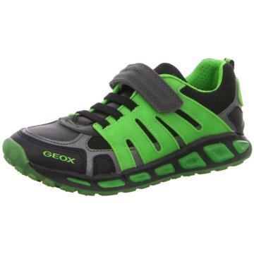 Geox Klettschuh grün