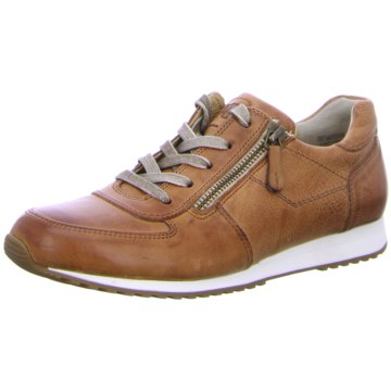 Paul Green Sneaker Low4252 braun
