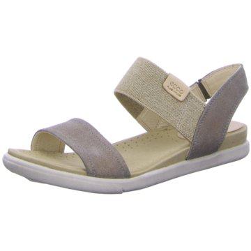 on wholesale amazing selection cheap Ecco Sandaletten 2019 für Damen jetzt online kaufen | schuhe.de