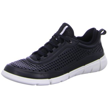 Ecco Sneaker LowIntrinsic schwarz