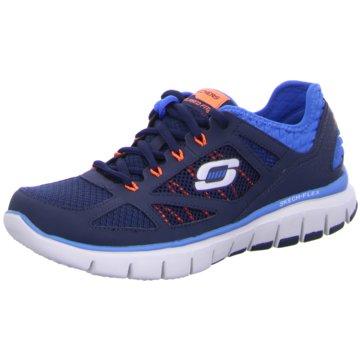 LOWA Sneaker LowSkech Flex - Life Force blau