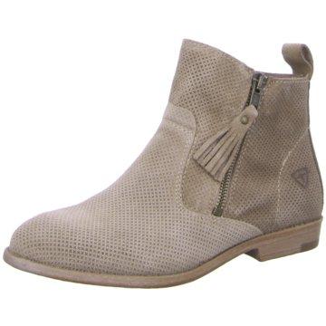 Tamaris Ankle BootCigarra beige