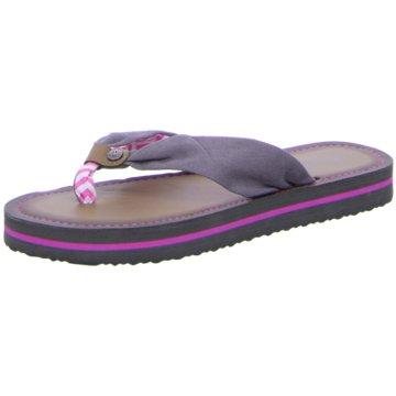 Hengst Footwear Zehentrenner grau