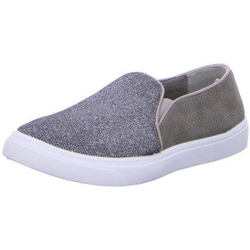 Pep Step Sportlicher Slipper grau
