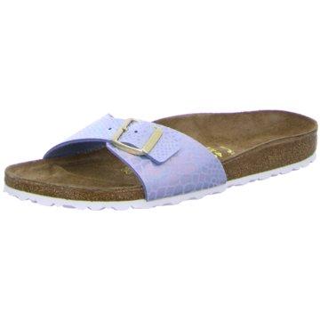 Birkenstock Top Trends PantolettenMadrid blau