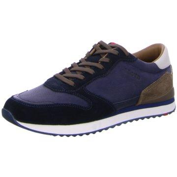 Lloyd Sneaker LowEDWIN blau