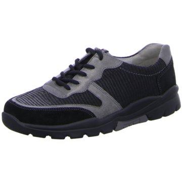 Waldläufer Sportlicher SchnürschuhHaruka - H grau