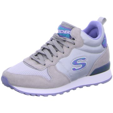 Skechers Sneaker LowFlex Appeal-Sweet grau
