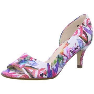 Peter Kaiser Pumps bunt